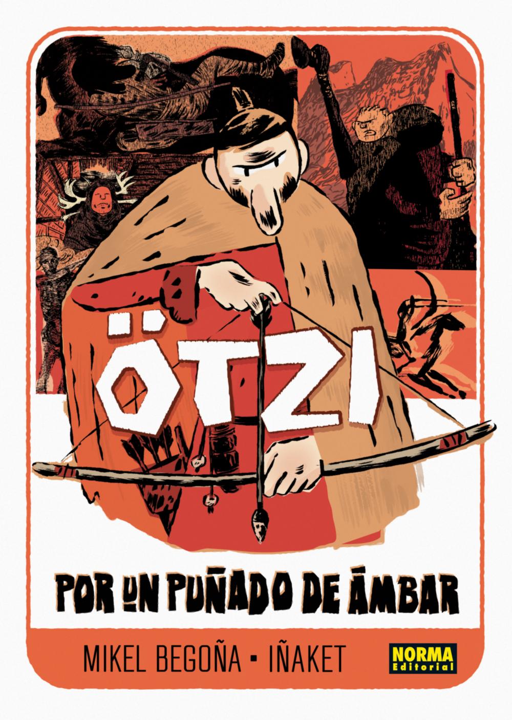Portada Otzi